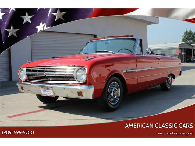 1963 Ford Falcon (CC-1394155) for sale in La Verne, California