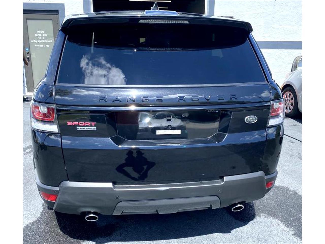 2017 Land Rover Range Rover (CC-1390416) for sale in Boca Raton, Florida