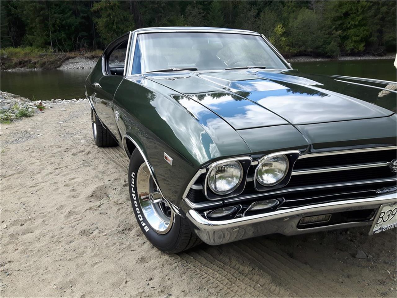 1969 Chevrolet Chevelle SS (CC-1394160) for sale in Princeton, British Columbia