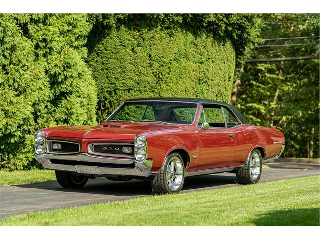 1966 Pontiac GTO (CC-1394162) for sale in Branford, Connecticut