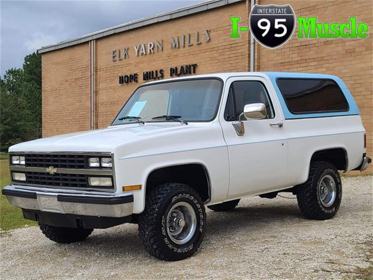 1990 Chevrolet Blazer (CC-1394165) for sale in Hope Mills, North Carolina