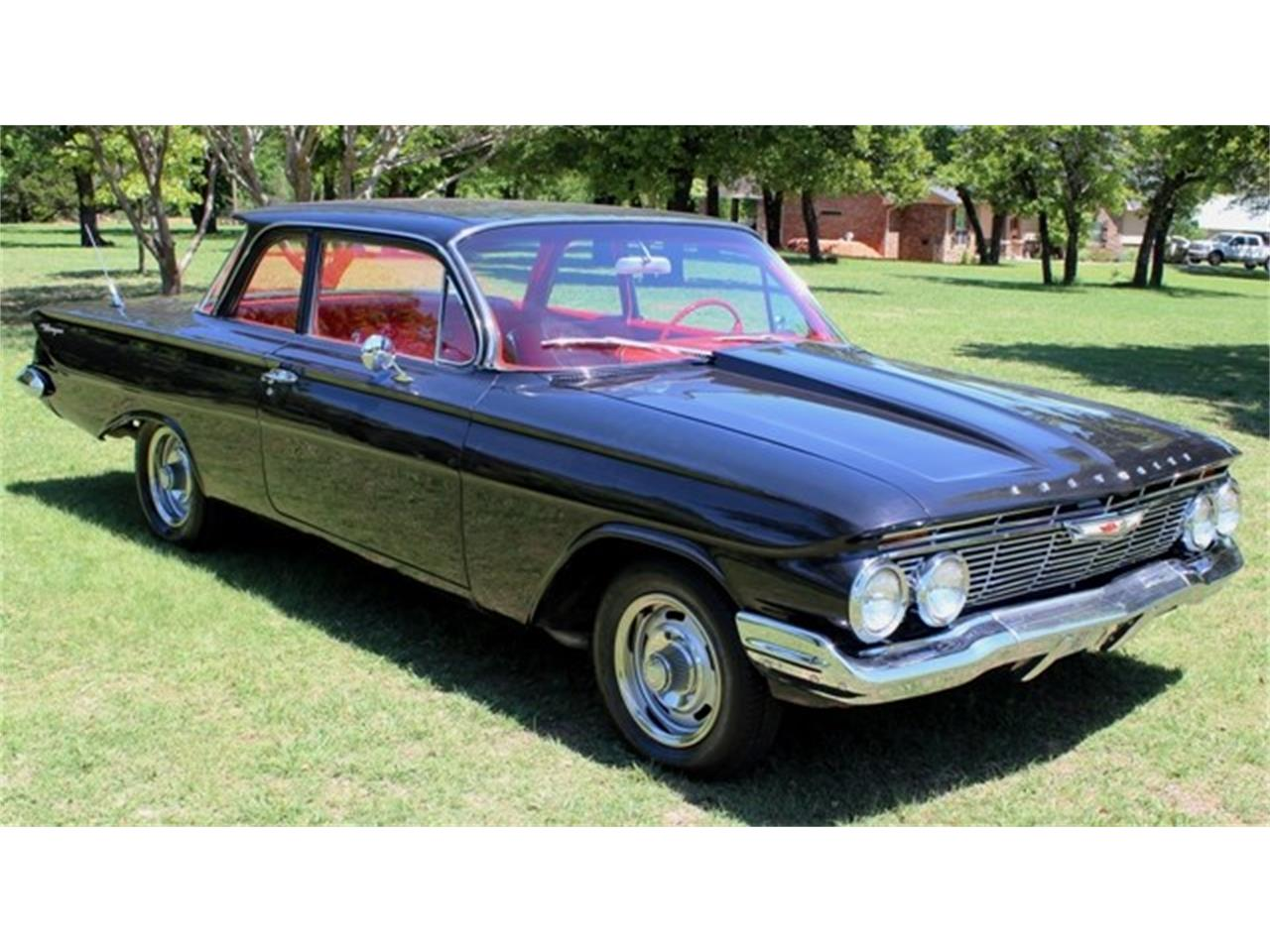 1961 Chevrolet Biscayne (CC-1394168) for sale in Blanchard, Oklahoma