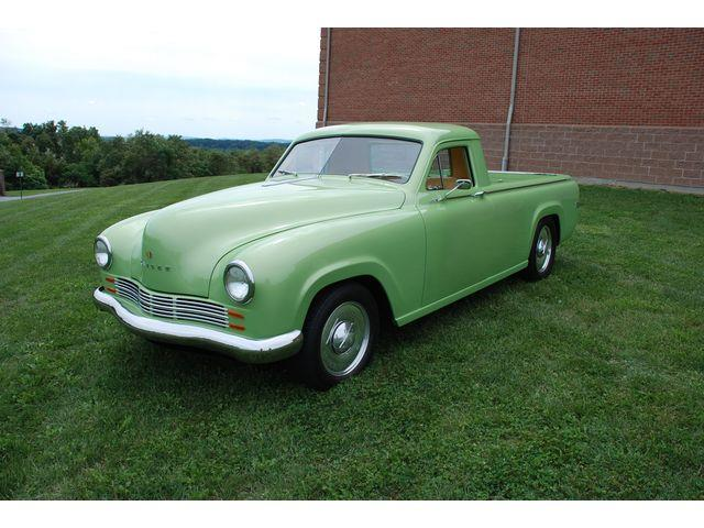 1946 Kaiser Coupe (CC-1390417) for sale in Carlisle, Pennsylvania