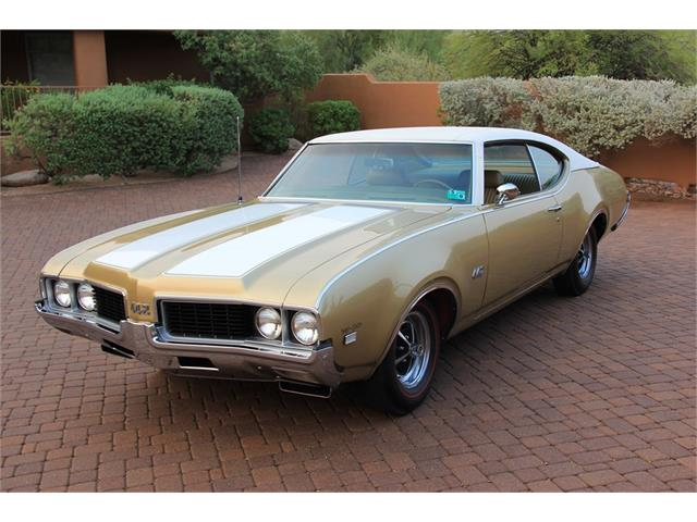 1969 Oldsmobile 442 W-30 (CC-1394171) for sale in Scottsdale, Arizona