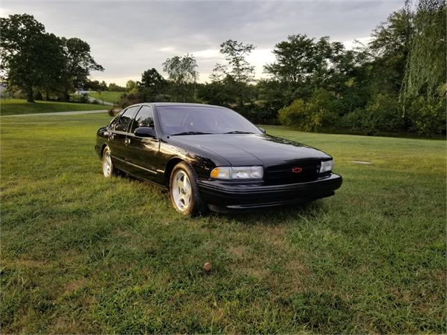 1996 Chevrolet Impala SS (CC-1394172) for sale in Tonganoxie, Kansas