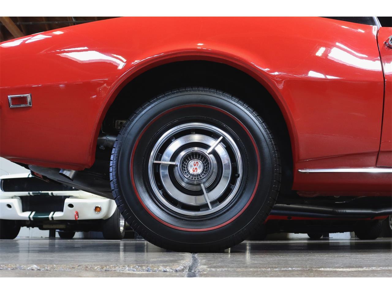 1968 Chevrolet Camaro SS (CC-1394186) for sale in San Carlos, California