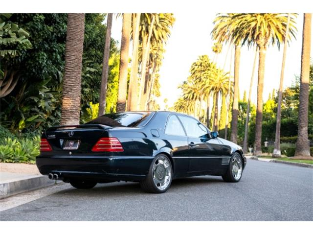 1996 Mercedes-Benz S600 (CC-1390042) for sale in Beverly Hills, California