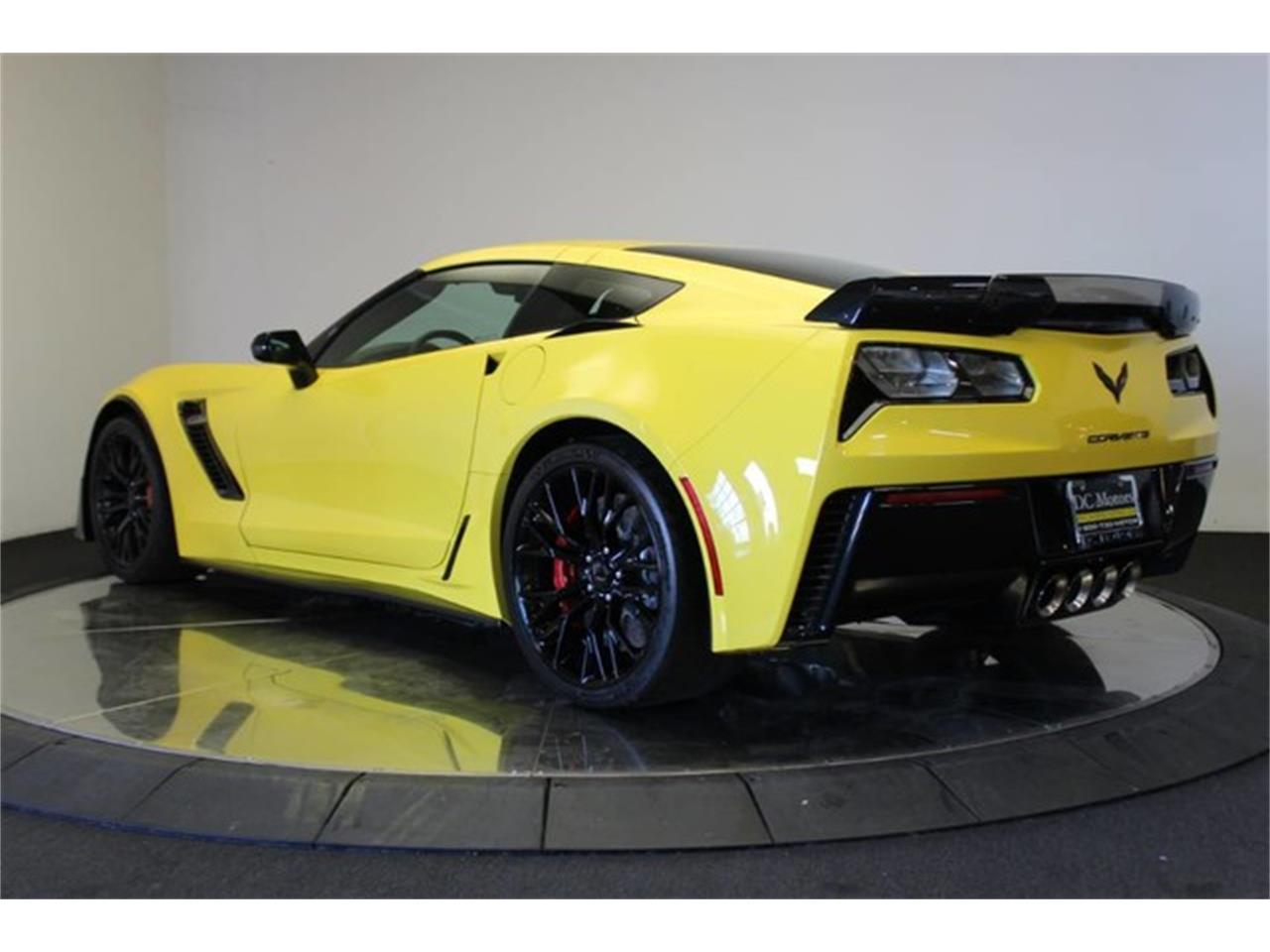2019 Chevrolet Corvette (CC-1394216) for sale in Anaheim, California