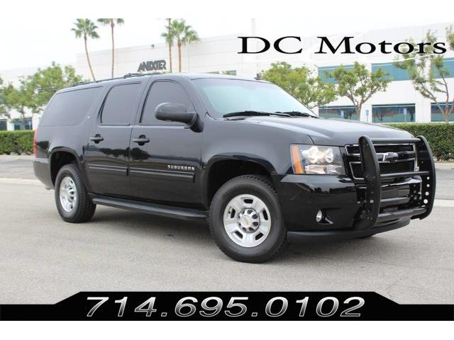 2011 Chevrolet Suburban (CC-1394223) for sale in Anaheim, California