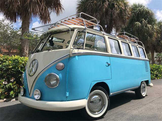1973 Volkswagen Vanagon (CC-1394226) for sale in Boca Raton, Florida