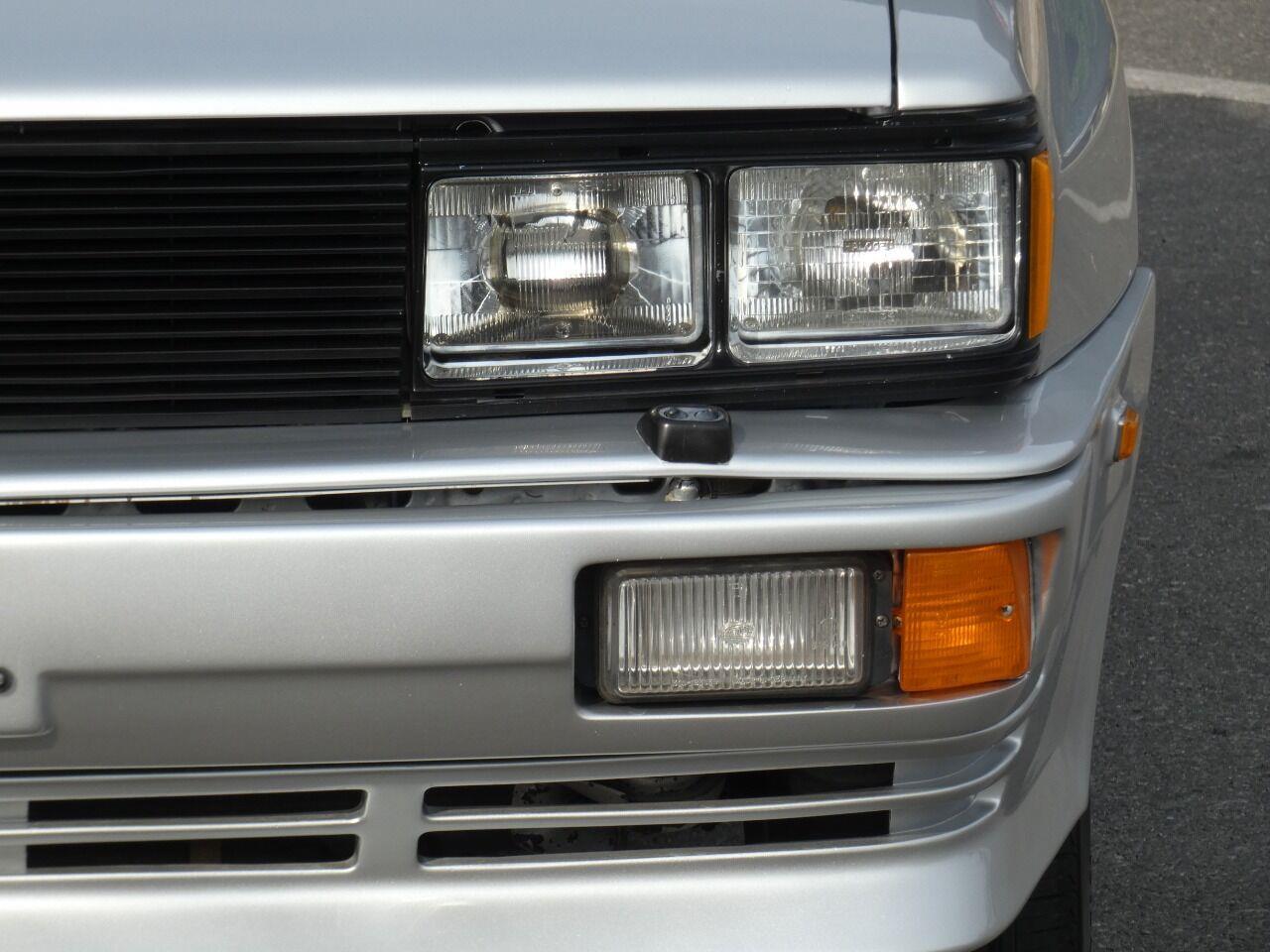 1981 Audi Quattro (CC-1394227) for sale in Hailey, Idaho