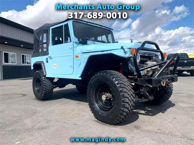 1969 Toyota FJ Cruiser (CC-1394236) for sale in Cicero, Indiana