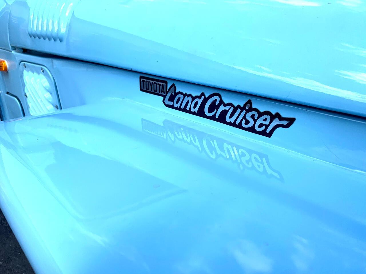 1969 Toyota FJ Cruiser (CC-1394236) for sale in Cicero, Indiana