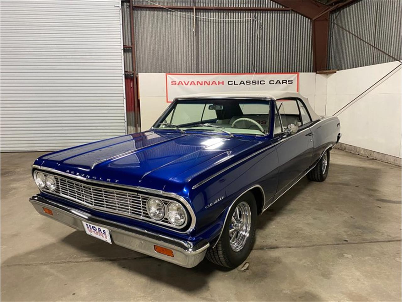 1964 Chevrolet Malibu (CC-1394242) for sale in Savannah, Georgia