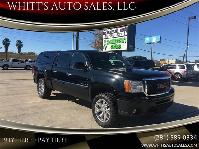 2009 GMC Sierra 1500 (CC-1394245) for sale in Houston, Texas