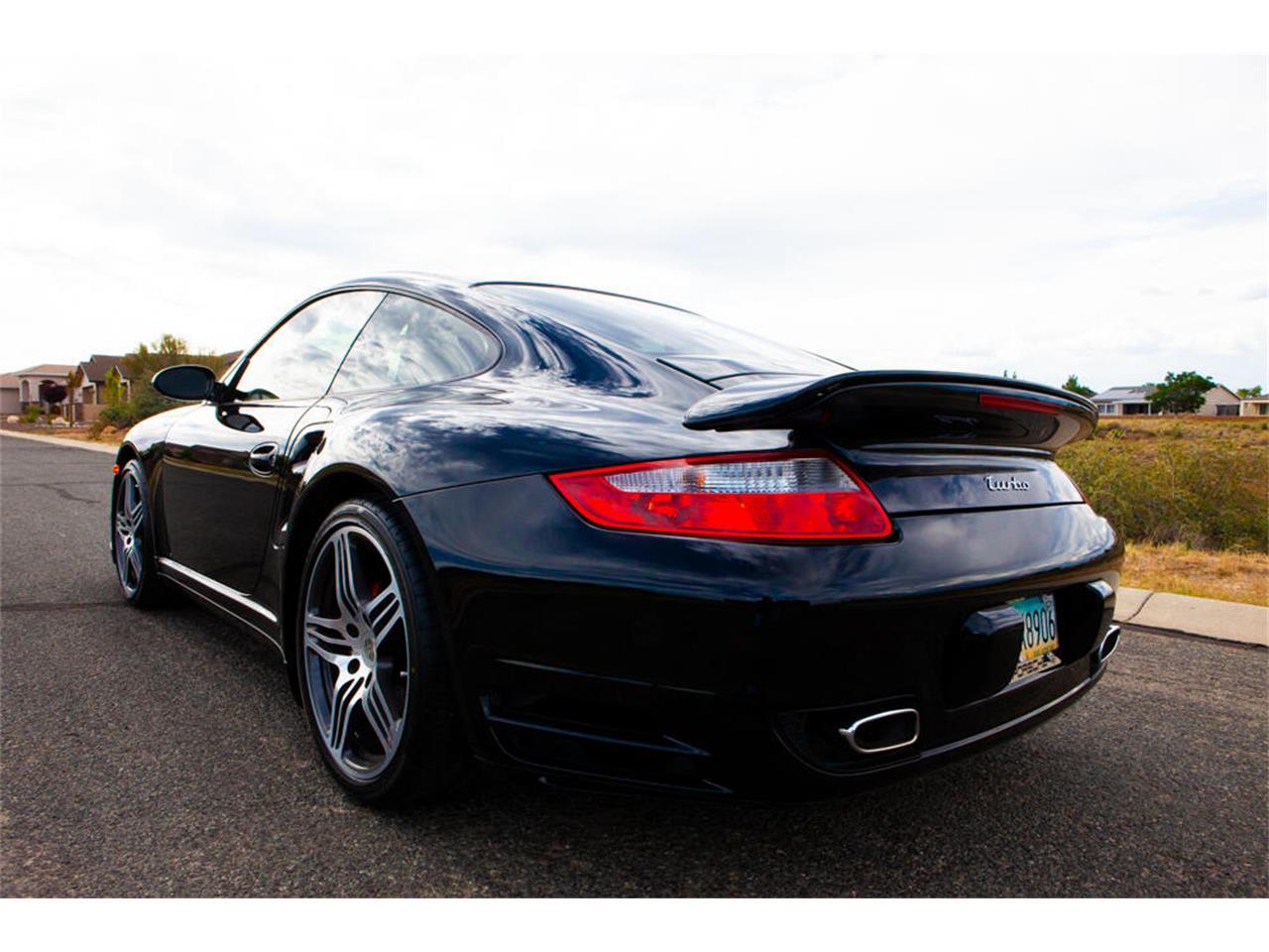 2008 Porsche 911 Turbo (CC-1394248) for sale in Groveland, California