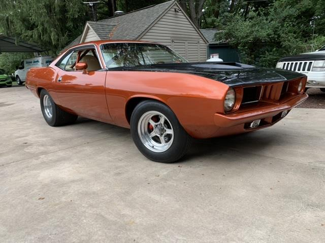 1973 Plymouth Cuda (CC-1394274) for sale in Allentown, Pennsylvania