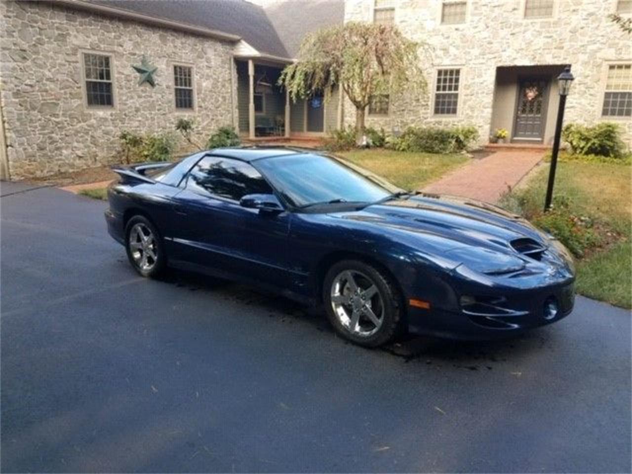 2002 Pontiac Firebird (CC-1390436) for sale in Carlisle, Pennsylvania