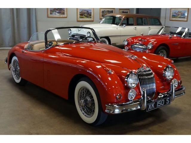 1959 Jaguar XK150 (CC-1390443) for sale in Chicago, Illinois