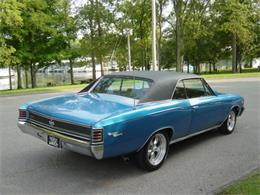 1967 Chevrolet Chevelle (CC-1390455) for sale in Hendersonville, Tennessee