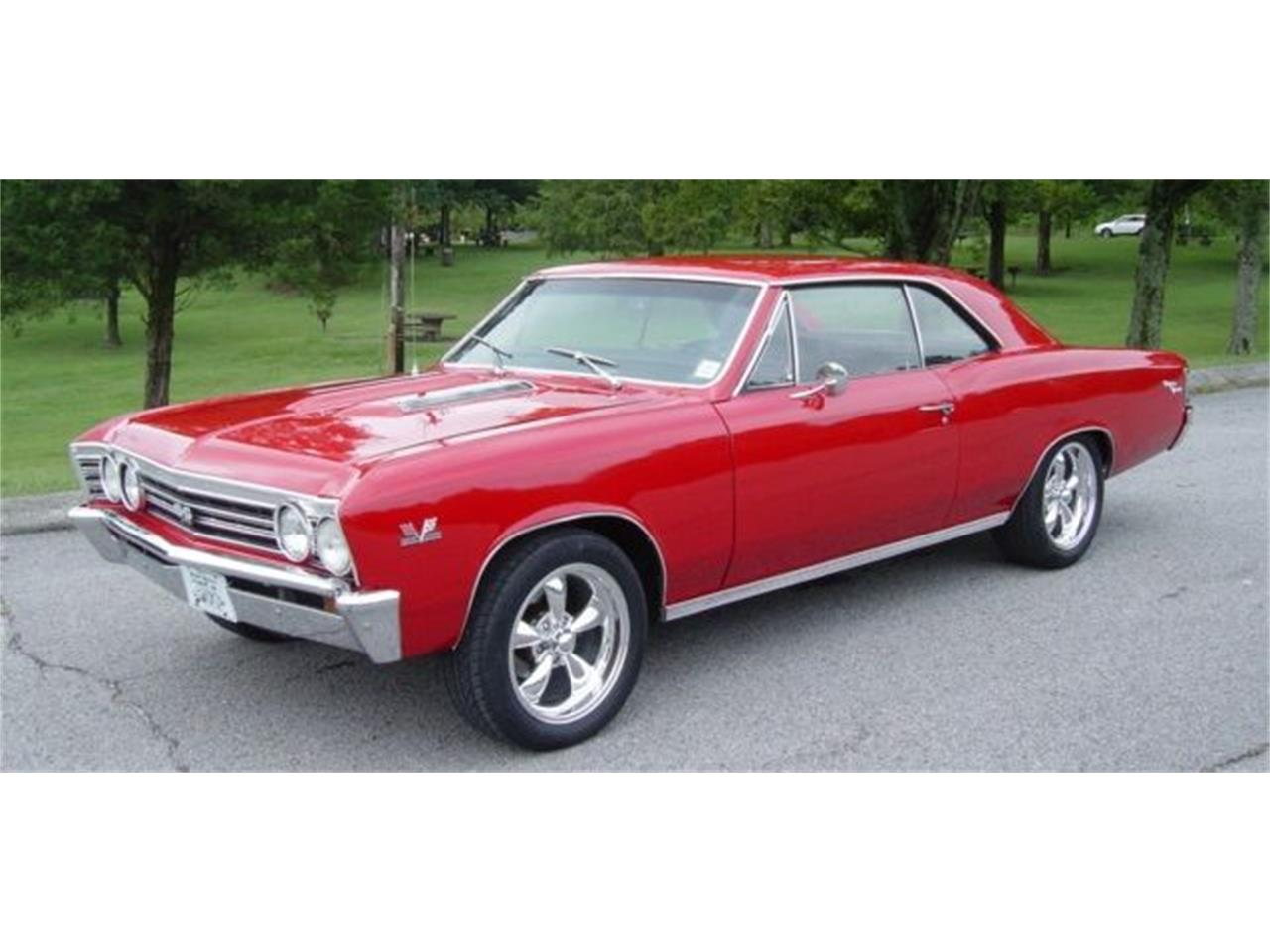 1967 Chevrolet Chevelle (CC-1390457) for sale in Hendersonville, Tennessee