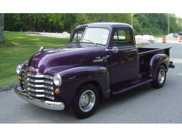 1952 Chevrolet 3100 (CC-1390458) for sale in Hendersonville, Tennessee