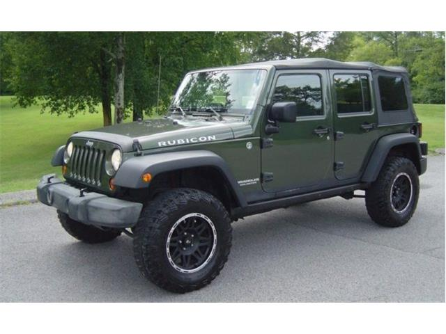 2007 Jeep Wrangler (CC-1390461) for sale in Hendersonville, Tennessee
