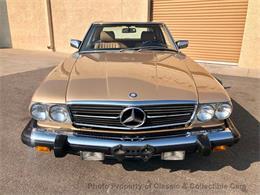 1987 Mercedes-Benz 560 (CC-1390463) for sale in Las Vegas, Nevada