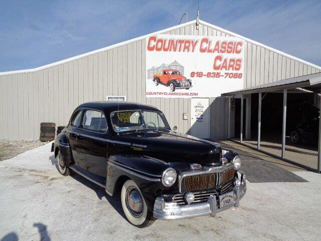 1948 Mercury Eight (CC-1390047) for sale in Staunton, Illinois