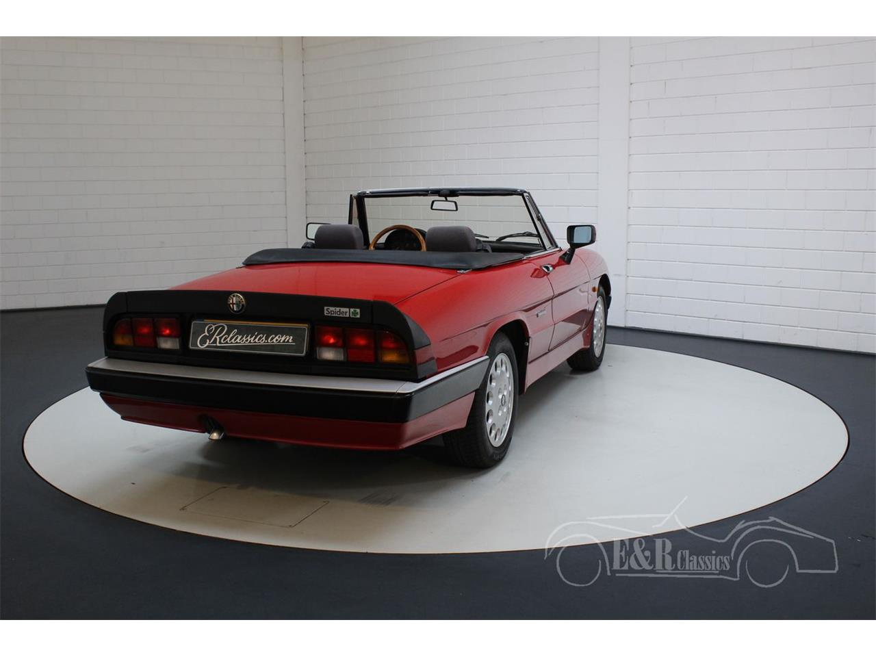 1987 Alfa Romeo Spider (CC-1390471) for sale in Waalwijk, Noord Brabant
