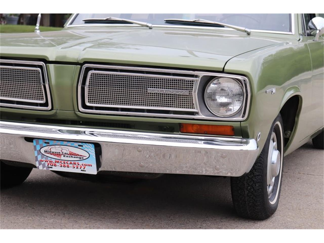 1968 Plymouth Valiant (CC-1390048) for sale in Alsip, Illinois