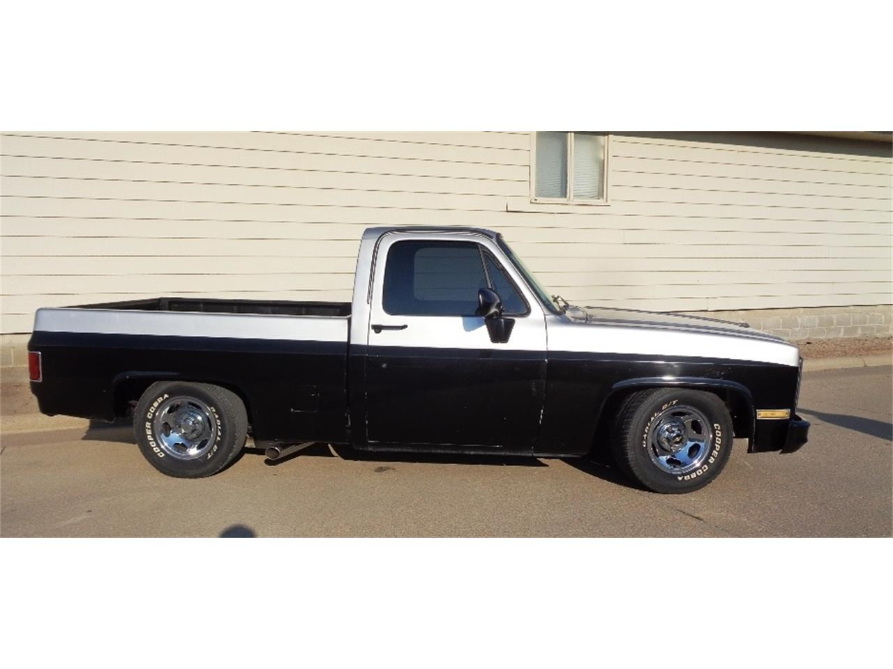 1982 Chevrolet C10 (CC-1390480) for sale in GREAT BEND, Kansas
