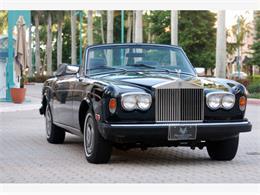 1980 Rolls-Royce Corniche (CC-1390486) for sale in Boca Raton, Florida