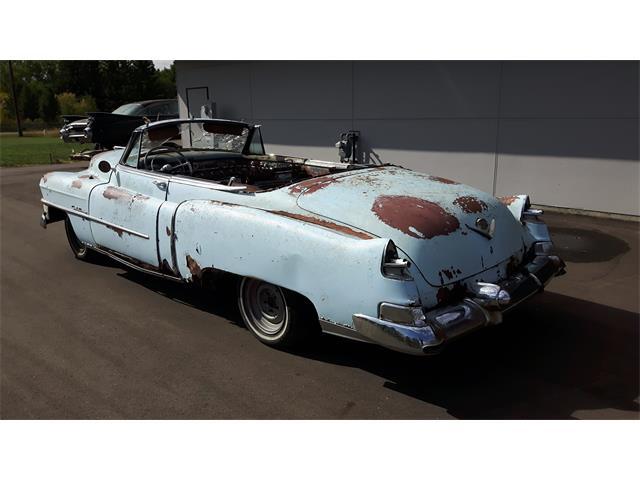 1953 Cadillac Series 62 (CC-1390490) for sale in grasswood, Saskatchewan