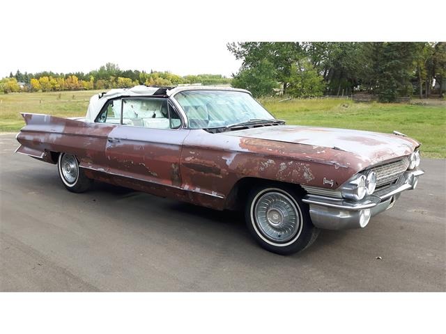 1961 Cadillac Eldorado Biarritz (CC-1390492) for sale in grasswood, Saskatchewan