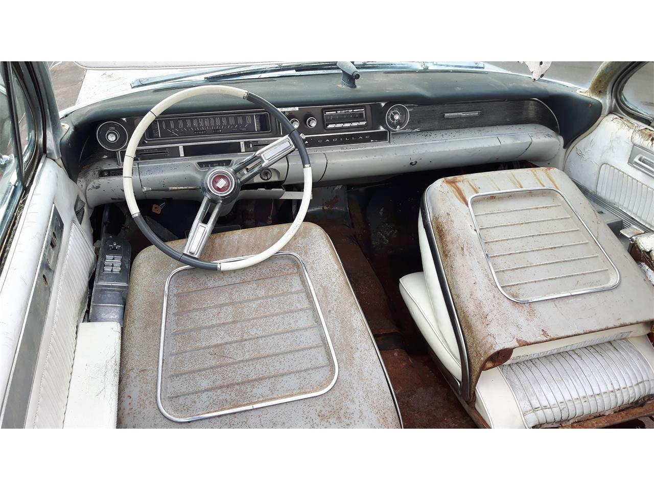 1961 Cadillac Eldorado Biarritz (CC-1390492) for sale in grasswood, Saskatchewan
