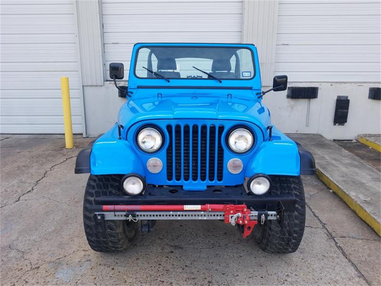 1977 Jeep CJ5 (CC-1390494) for sale in salt lake city, Utah