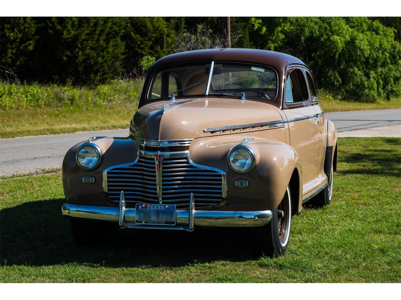 1941 Chevrolet Business Coupe (CC-1390496) for sale in Granbury, Texas