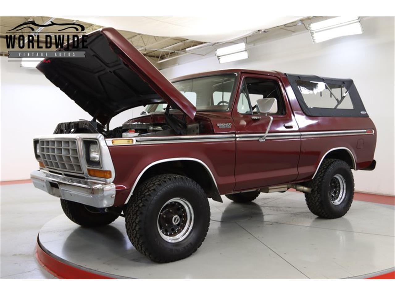 1979 Ford Bronco (CC-1390005) for sale in Denver , Colorado