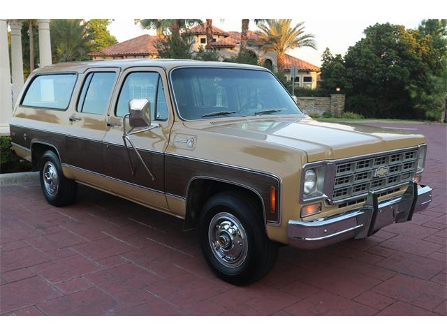 1975 Chevrolet Suburban (CC-1390503) for sale in Conroe, Texas