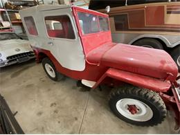 1947 Willys CJ2A (CC-1390521) for sale in Peoria, Arizona
