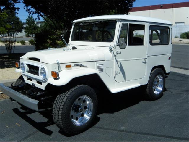 1972 Toyota Land Cruiser FJ40 (CC-1390529) for sale in Peoria, Arizona