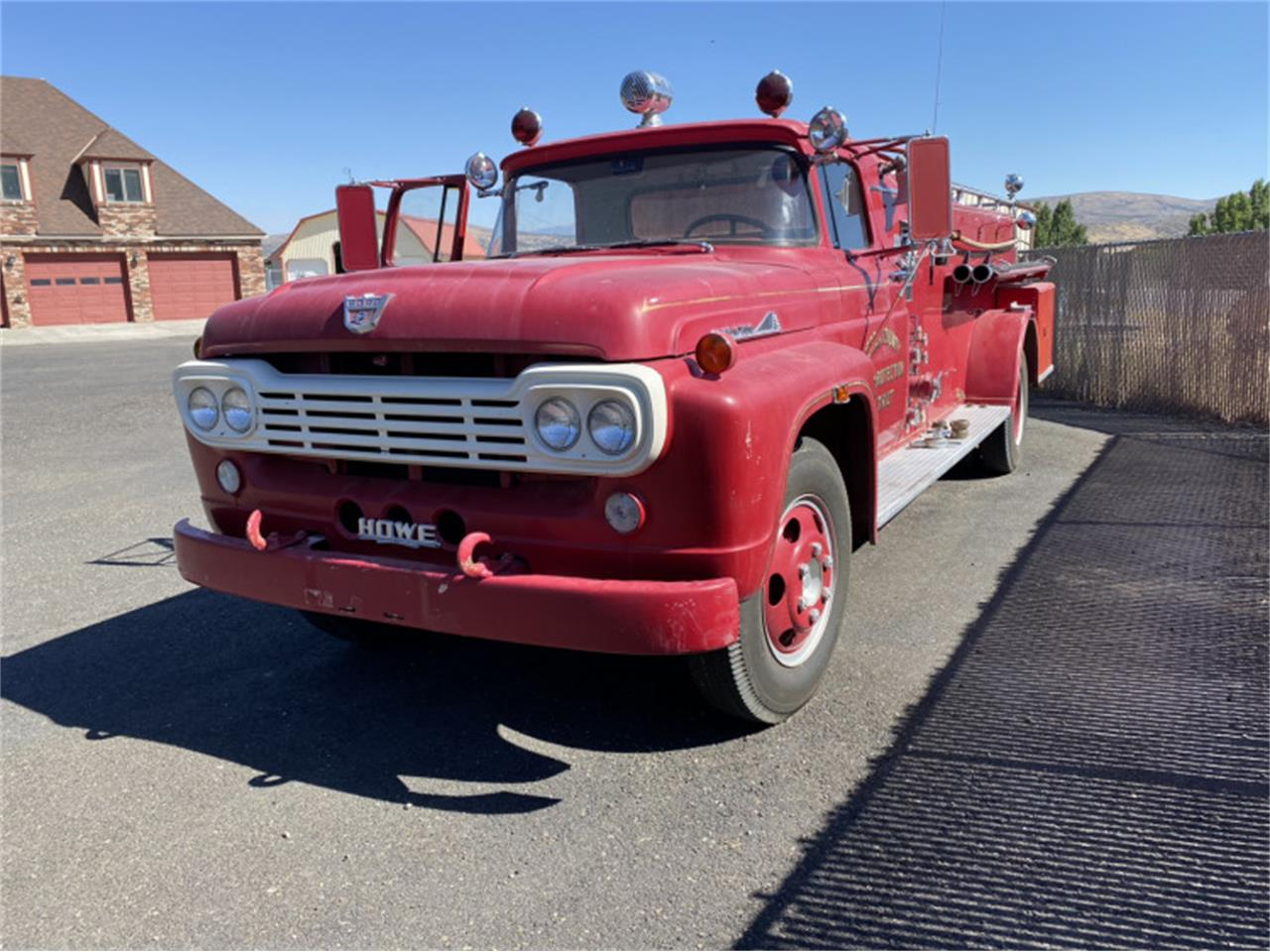 1960 Ford Custom (CC-1390541) for sale in Peoria, Arizona