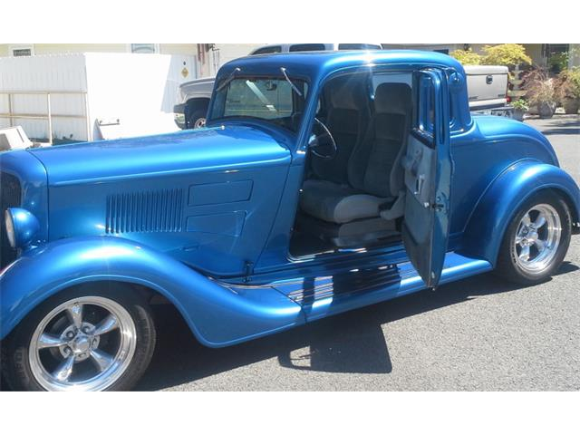 1934 Plymouth Coupe (CC-1390557) for sale in Peoria, Arizona
