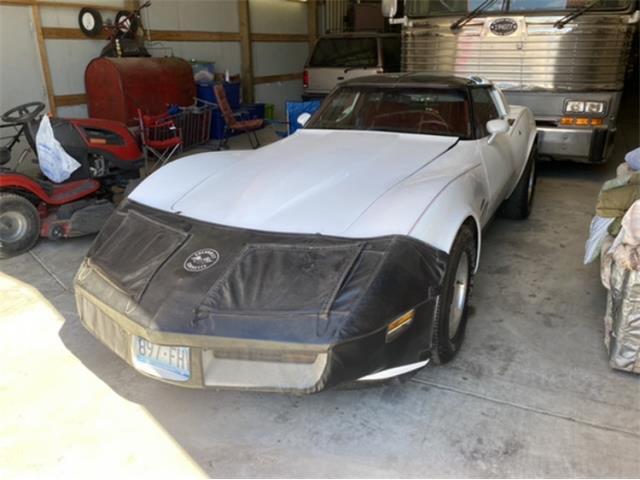 1982 Chevrolet Corvette Stingray