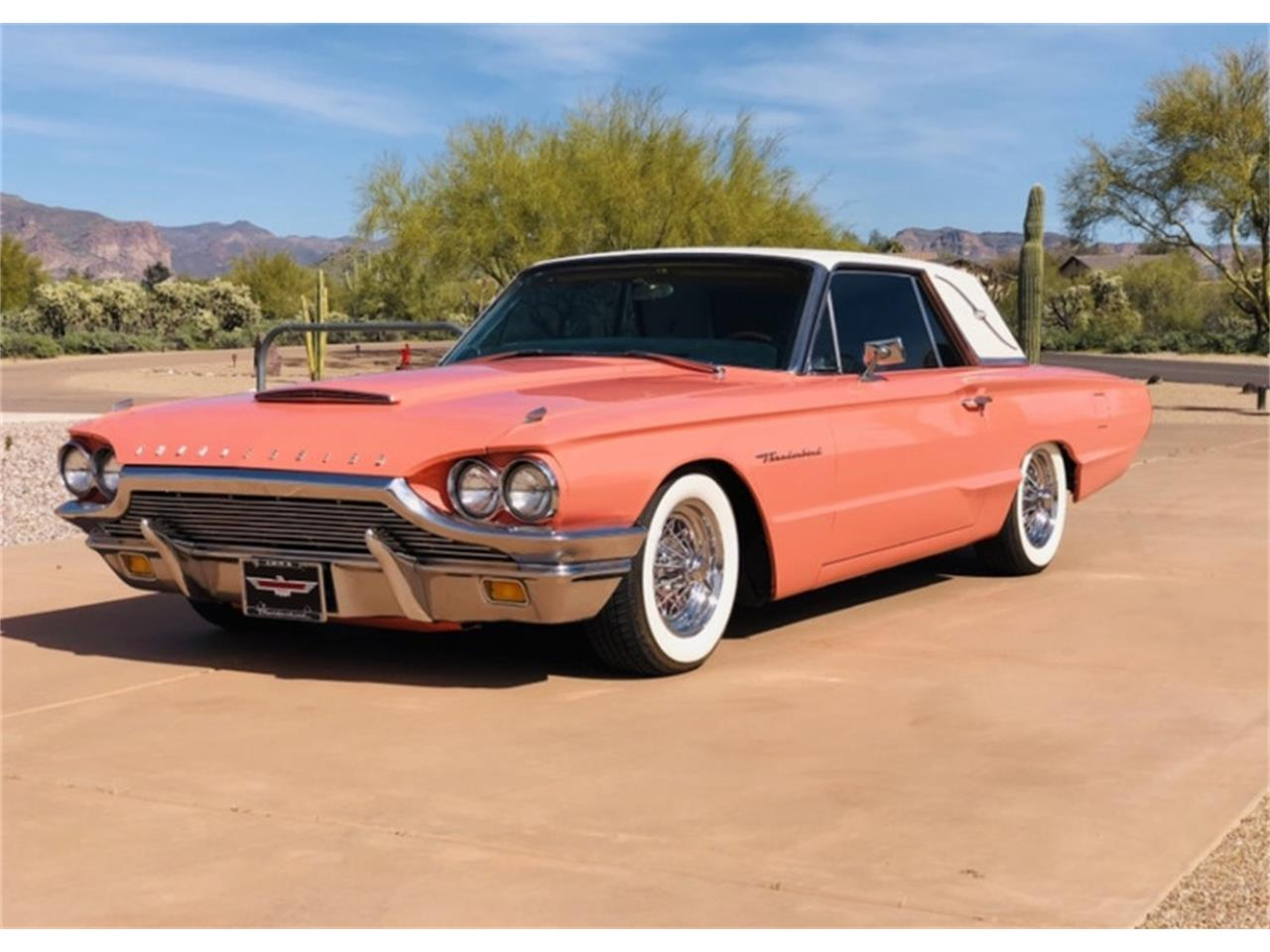 1964 Ford Thunderbird (CC-1390601) for sale in Peoria, Arizona