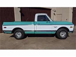 1969 Chevrolet C10 (CC-1390603) for sale in Peoria, Arizona