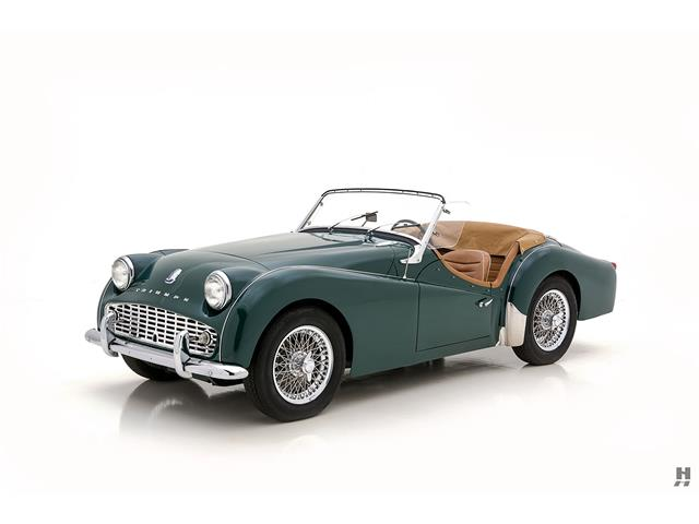 1960 Triumph TR3 (CC-1390061) for sale in Saint Louis, Missouri