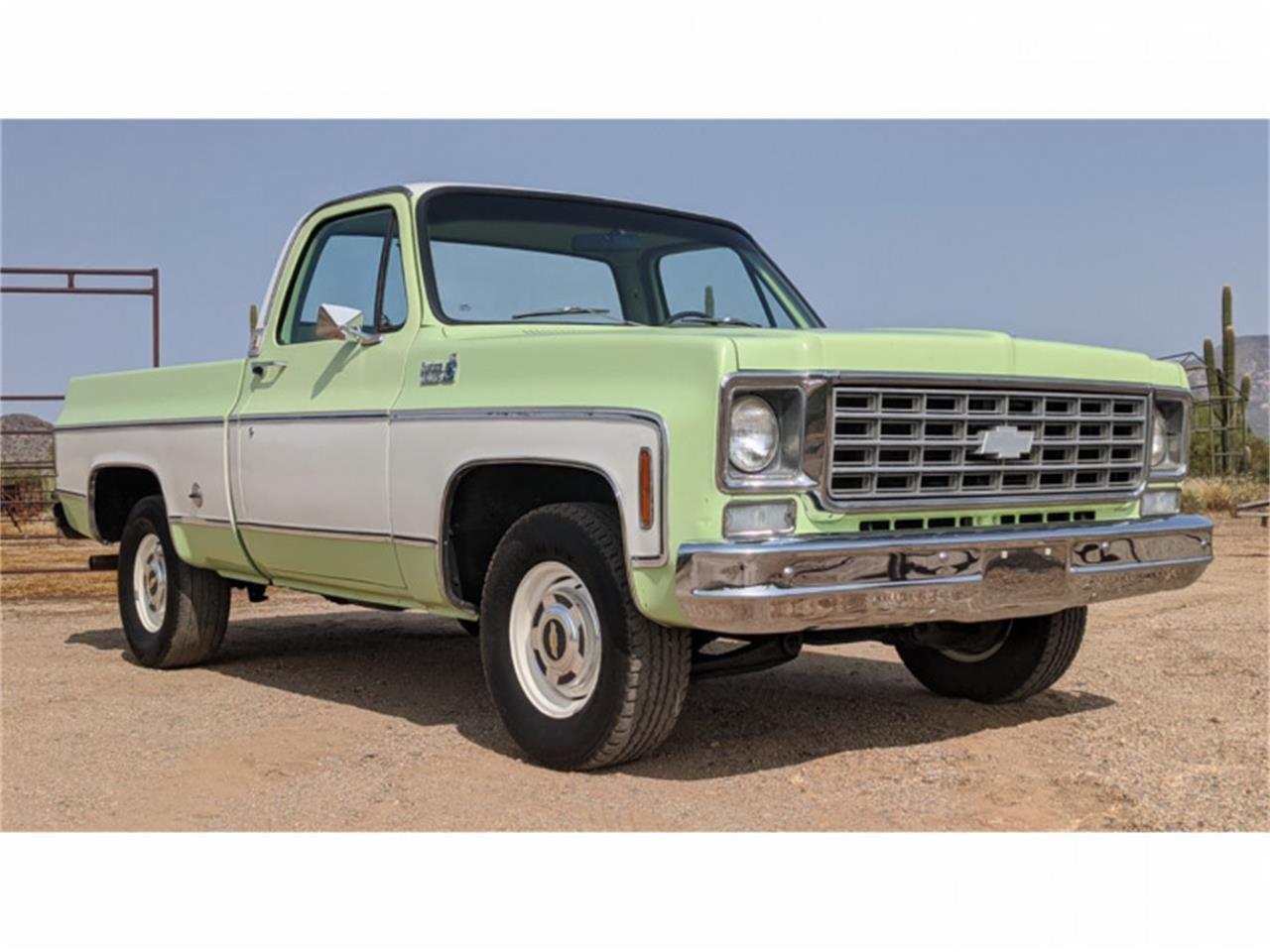 1976 Chevrolet C10 (CC-1390620) for sale in Peoria, Arizona