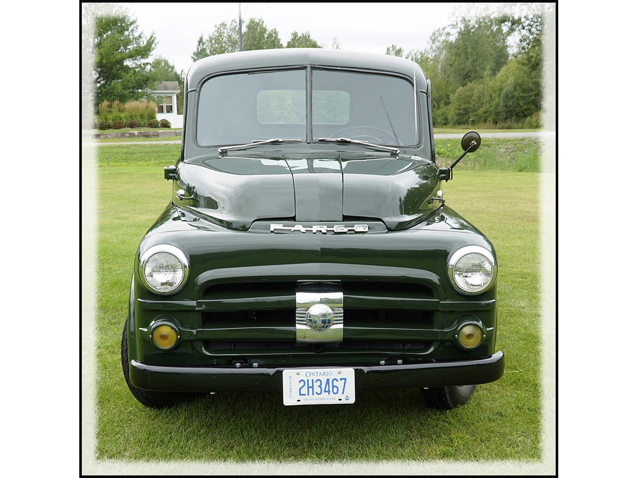 1951 Chrysler Fargo (CC-1390630) for sale in Carlsbad Springs, Ontario